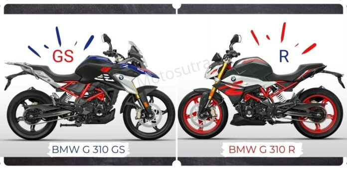 BMW G 310 R And G 310 GS 2020 Update